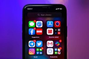 iOS 14 lưu dữ liệu của người dùng ngay cả khi xóa ứng dụng