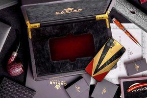 Loạt iPhone 12 Pro, 12 Pro Max mạ vàng, đính kim cương có giá hơn 3 tỷ