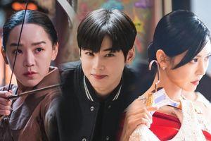 BXH diễn viên - phim Hàn tháng 2: 'Mr. Queen' bỏ xa 'Penthouse 2', Shin Hye Sun áp đảo Cha Eun Woo!