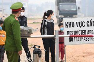 Hải Dương kết thúc cách ly y tế nhiều cụm dân cư tại thị xã Kinh Môn