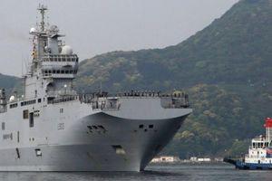Nga tiết lộ tính năng chiến đấu của các tàu sân bay trực thăng thuộc Đề án 23900
