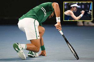 Djokovic bỏ tập, tay vợt 35 tuổi tạo kỳ tích