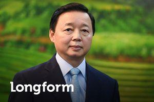 Bộ trưởng Trần Hồng Hà: 'Nhiệm kỳ nhiều thách thức trở thành cơ hội'