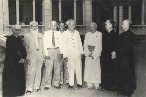 Bác Hồ với đức tin và đoàn kết tôn giáo