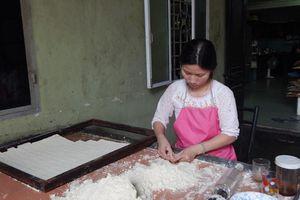 Nghề truyền thống 'sống' trong Tết