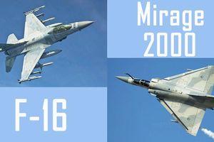 Vì sao chiến đấu cơ F-16 vẫn đắt hàng, còn Mirage 2000 thì không?