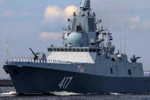 Con tàu khác thường nhất của Hải quân Nga