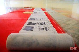 Ngắm những di sản văn hóa đặc sắc được người dân Hà Tĩnh gìn giữ