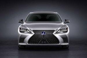 Khám phá Lexus LS 500 và LS 500h 2021, giá từ 7,28 tỷ đồng tại Việt Nam