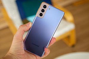 Samsung Galaxy S21 Plus 5G giảm giá 4 triệu đồng đầu năm mới
