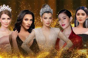 12 thí sinh đầu tiên dự thi Miss International Queen 2021: Trân Đài 'kèn cựa' mỹ nhân Thái Lan