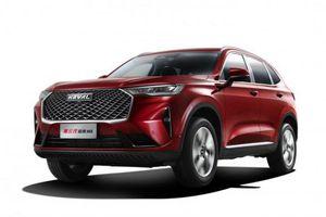 Ô tô Trung Quốc Haval H6 2021 sắp ra mắt, 'đối trọng' mới của Ford Explorer