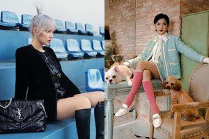 Mỹ nhân tuổi Sửu: Những bức ảnh vạn người mê trên mạng xã hội của Châu Bùi