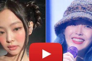 10 nữ thần tượng K-Pop nổi tiếng nhất trên YouTube là ai?