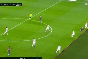 Messi trở thành 'nạn nhân' lớn nhất của VAR