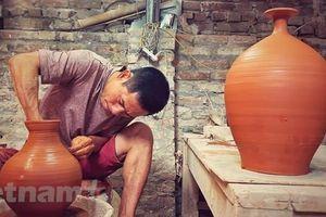 Chân dung 'nghệ nhân gàn dở' của làng gốm Bát Tràng