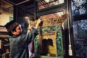 Người đưa những giá trị văn hóa Việt vào tác phẩm gốm thủ công