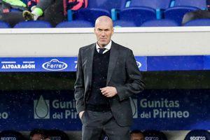 Zidane đau đầu về 'cơn bão chấn thương' ở Real