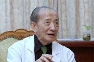GS Nguyễn Tài Thu, một trong những cây đại thụ của Đông y Việt Nam từ trần