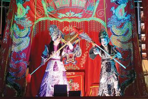 Nghệ thuật tuồng cổ trong lễ hội Kỳ yên Nam Bộ