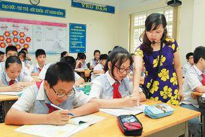 Thi viết về điển hình trong phong trào dạy tốt, học tốt