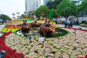 Kéo dài thời gian tổ chức đường hoa Nguyễn Huệ