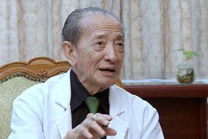 Giáo sư Nguyễn Tài Thu - bậc thầy của ngành châm cứu Việt Nam qua đời