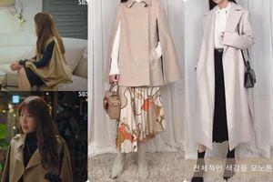 Học chị vợ 'Penthouses' lên đồ sang chảnh chuẩn tiểu thư đài các từ 5 kiểu áo khoác quen mặt trong tủ đồ công sở
