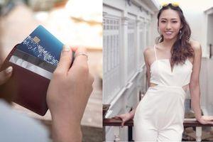 Thí sinh Hoa hậu Hoàn vũ Singapore bị bắt vì 'xài chùa' thẻ ngân hàng của bạn bè để mua sắm