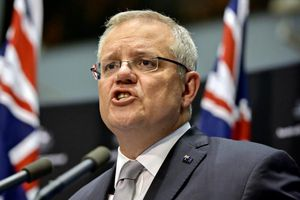 Úc tuyên bố 'rắn' về Vành đai Con đường của Trung Quốc