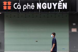 Quán ăn, cà phê chuyển sang chỉ bán mang về ở Hà Nội