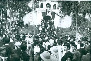 Giỗ trận Đống Đa-Hà Nội từ Tết Độc lập tới Tết Giải phóng