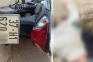 Liên tiếp xảy ra 2 vụ tai nạn làm 2 người chết, 2 người bị thương