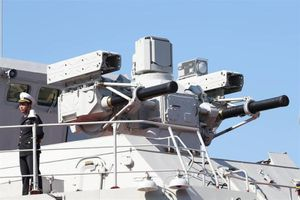 Hệ thống phòng không tầm thấp trên tàu chiến của Việt Nam hiện tại