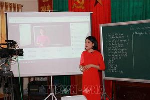 Ninh Bình: Học sinh tiếp tục nghỉ học và triển khai dạy học trực tuyến