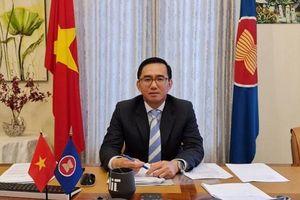 Vượt qua 20 ứng cử viên, Đại sứ Trần Đức Bình nhậm chức Phó Tổng thư ký ASEAN