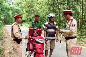 Xử phạt nhiều trường hợp vi phạm nồng độ cồn khi điều khiển phương tiện tham gia giao thông
