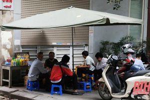 TP Thanh Hóa ra công điện khẩn phòng chống COVID-19: Quán cà phê, giải khát, lẩu nướng, ăn đêm... chỉ được kinh doanh trong nhà