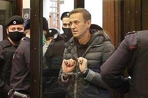 Navalny lại hầu tòa vụ án mới ở Nga