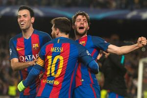 Nhận định Barca vs PSG: Messi tỏa sáng, Barca thắng trận lượt đi?