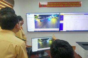 Bình Thuận phạt 'nóng' 73 ô tô vi phạm tốc độ nhờ camera