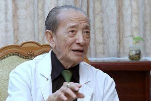 Giáo sư Nguyễn Tài Thu trong tôi