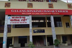 Đề xuất quy hoạch tuyến đường sắt tốc độ cao Hà Nội -Đồng Đăng