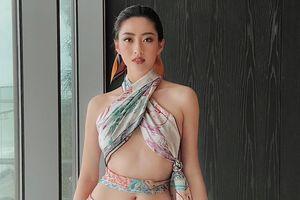 Hoa hậu Lương Thùy Linh: 'Tôi ăn mặc gợi cảm có chừng mực'