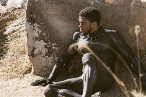 Ảnh hậu trường hiếm hoi của phim 'Black Panther'