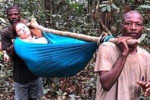 Diễn viên Ashley Judd gặp tai nạn suýt chết giữa rừng ở Congo