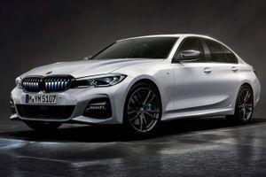 BMW 330i Iconic Edition phiên bản giới hạn được ra mắt