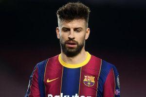 Đến lúc Barca phải thoát khỏi Pique