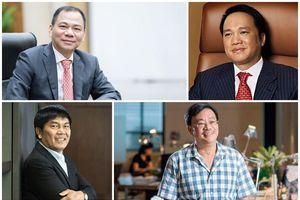 4 cặp vợ chồng doanh nhân quyền lực nhất Việt Nam