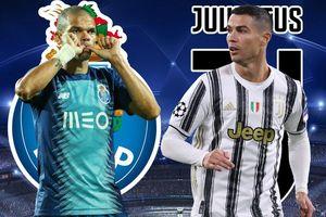 Lịch thi đấu Champions League 17/2: Ronaldo xuất trận